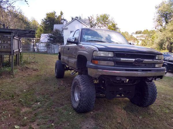 1999 Chevy Silverado 4wd