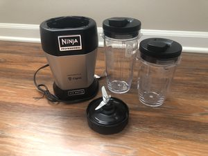 Ninja Individual Blender 900 Watts for Sale in Pittsburgh, PA