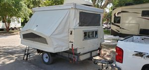 "1975 Bethany ""Pick Upper"" pop up truck camper for Sale in Katy, TX"