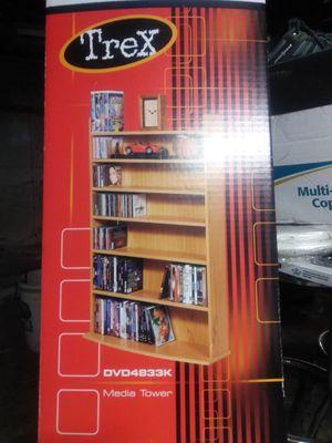 Media Storage Rack for Sale in Buffalo, NY