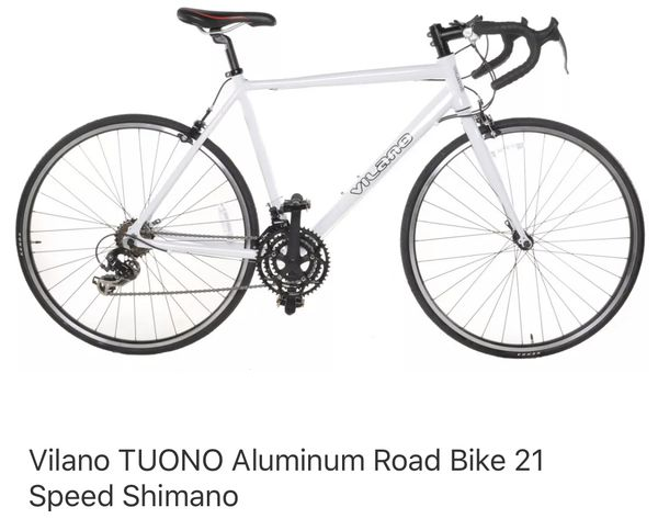 SHIMANO Vilano 21 Speed Aluminum Road Bike *Like New*