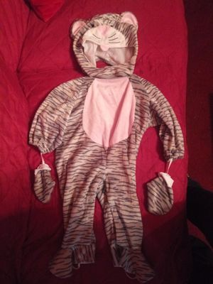 Cat costume child size 12-24 months for Sale in Columbus, OH