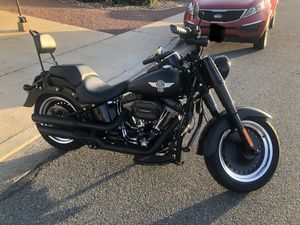 2017 Harley Davidson Motorcycle, Fat Boy S for Sale in Lakeside, CA