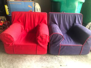Kids Size Cushion Chairs for Sale in Spring, TX