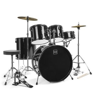 5-Piece Full Size Drum Set For Adults for Sale in Lake View Terrace, CA
