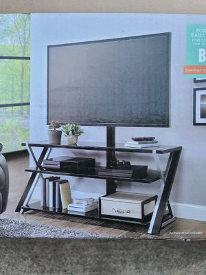 Xavier TV Stand Fits 37 to 70inch TV for Sale in Dallas, TX