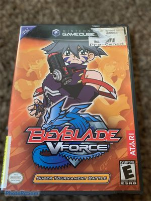 Nintendo Gamecube Beyblade Vforce for Sale in Auburn, NY