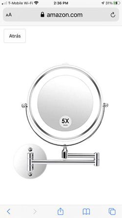 "Alvorog Wall Mounted 7"" Mirror for Sale in Santa Ana,  CA"