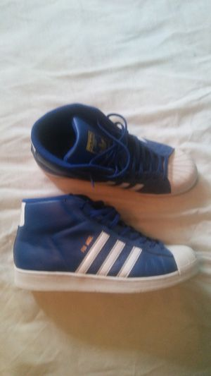 Adidas Pro Models. Sz:10.5 for Sale in Riverdale, GA