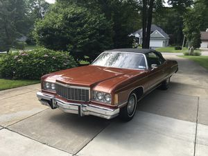 1975 Chevrolet Caprice classic convertible for Sale in Miami