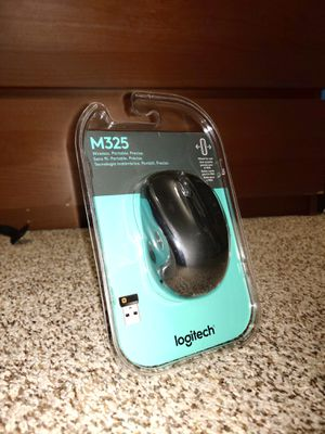 Logitech M325 Wireless mouse NEW for Sale in MERRIONETT PK, IL