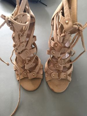 Nude heels for Sale in TEMPLE TERR, FL