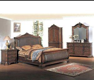 Queen bedroom set for Sale in Oakland, CA