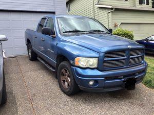 2003 Dodge Ram 1500 Laramie for Sale in Sherwood, OR