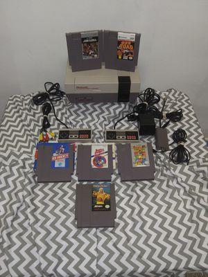 Nintendo nes bundle (ORIGINAL) for Sale in Washington, PA