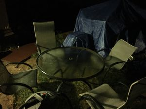 Patio furniture brand new for Sale in Peyton, CO