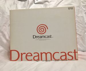 New in Box sega dreamcast Japanese import! W/new games and mod cable for Sale in Burbank, CA