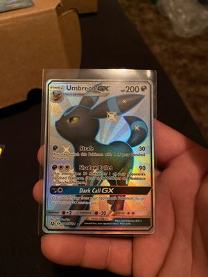 Shiny Umbreon GX for Sale in Ontario, CA