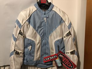 Women's Cortech New Motorcycle Jacket for Sale in Cherry Hill, NJ