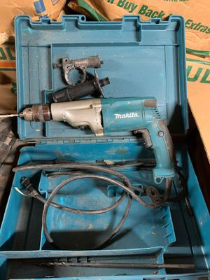 Makita hammer drill for Sale in Baden, PA