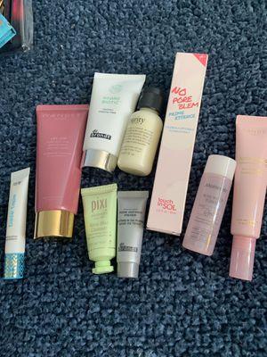 Face mask/ face primer/ facial toner/ facial oil for Sale in Spring Valley, CA