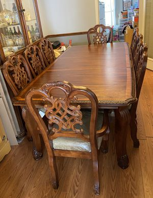 Dinning Room Table & Chair Set by Ashley Furniture for Sale in Saint Charles, MD