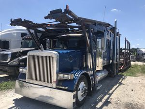 2001 CAR CARRIER ALL THE EXTRAS AND COTRELL TRAILER for Sale in Orlando, FL