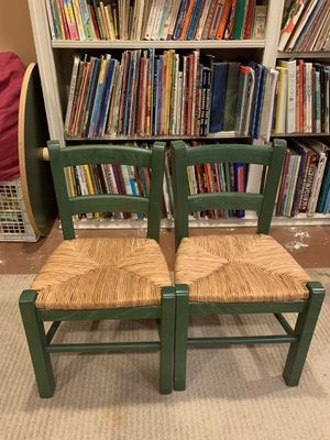 pair of kids' chairs for Sale in Newton, MA