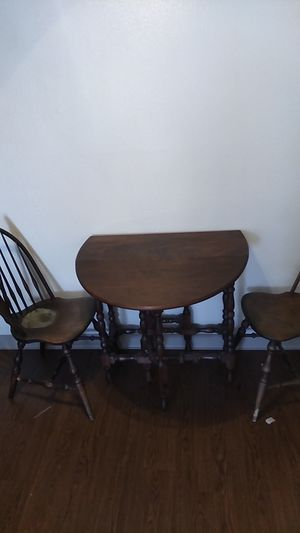 Table and chairs for Sale in Denver, CO
