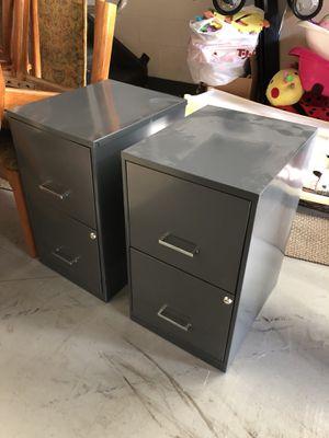 File Cabinets ($40 Each) for Sale in Miami, FL