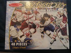 Slapshot full size floor puzzle for Sale in Pompano Beach, FL