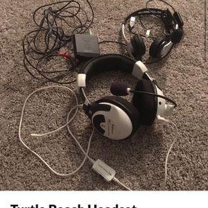 Turtle Beach Wireless Gaming Headset for Sale in Trenton, NJ