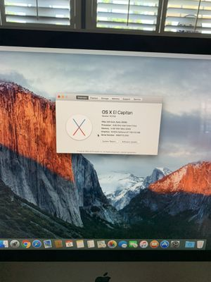 iMac (24- inch, Early 2009) for Sale in Commerce, CA