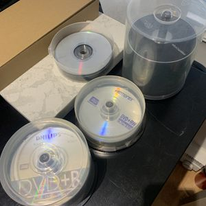 Assorted CDs and DVDs for Sale in Fairfax, VA