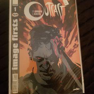 Outcast #1, Image Comics for Sale in Bellevue, WA