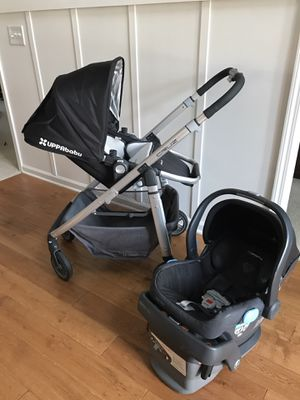 UppaBaby Cruz Stroller and Mesa Car Seat for Sale in Buford, GA