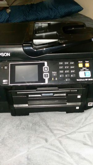 Epson wf-3640 printer for Sale in Walkertown, NC