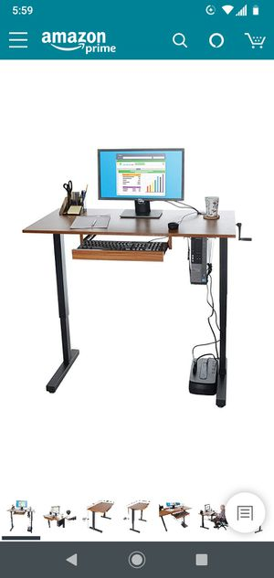 Desk that rises for Sale in Federal Way, WA