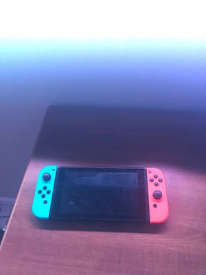 Nintendo Switch, Miami Fl, highly interested in local for Sale in Miami, FL