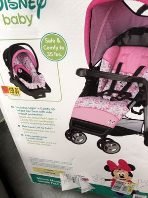 Stroller and car seat new for Sale in Ellenwood, GA