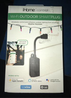 Ihome outdoor smartplug for Sale in Union City, CA