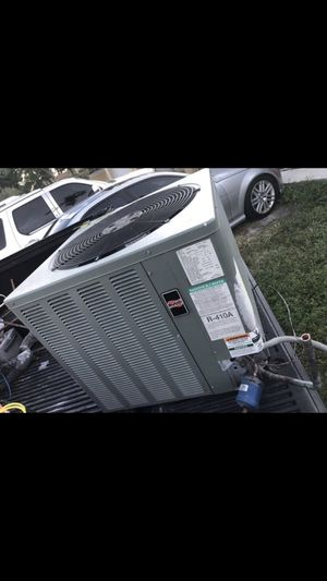 Ruud Ac unit complete system for Sale in Tamarac, FL