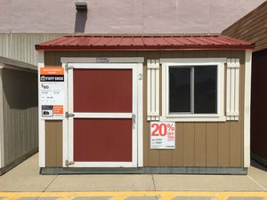 Tuff Shed. 10x12 for Sale in Sterling Heights, MI