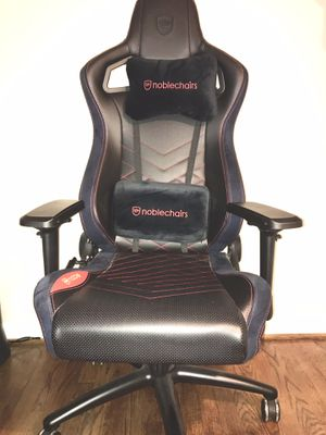 Noble Chairs PU Faux Leather high back desk chair for Sale in Rockville, MD