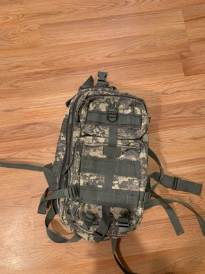 ACU MOLLE ARMY backpack for Sale in Wharton, NJ