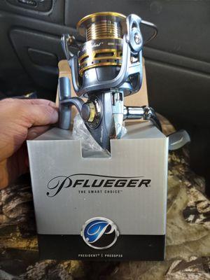 Flueger fishing reel for Sale in Stanwood, WA