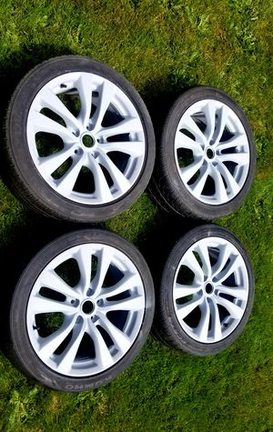 Nissan/Infiniti 18 Inch Wheels Rims OEM & Tires for Sale in Covington, WA