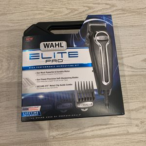 Wall Clipper Elite Pro High Performance Haircutting Kit for Sale in Waltham, MA