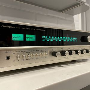 SOUNDCRAFTSMEN 3000A Solid State Stereo Receiver for Sale in West Covina, CA