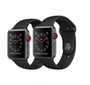 Mint iPhone watch 3 series for Sale in Hartford, CT